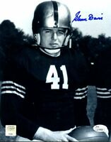 GLENN DAVIS HEISMAN JSA CERTED SIGNED 8X10 PHOTO AUTHENTICATED AUTOGRAPH