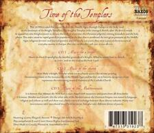 TIME OF THE TEMPLARS NEW CD