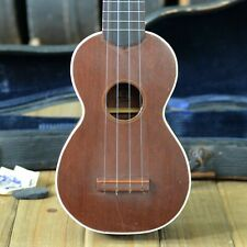 Beautiful 1916 Oliver Ditson Style 2 Ukulele by CF Martin with original case