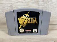 Nintendo 64 The Legend of Zelda: Ocarina Of Time