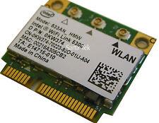 New OEM Dell WiFi Link 5300 533AN_HMW Dual 802.11b/a/g/n 450Mb PCIe Half KW374