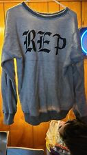 Spirit Jersey Taylor Swift Reputation Womens Xl Terry Reversible Sweatshirt