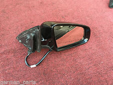 AUDI A6 C6 RIGHT SIDE DOOR MIRROR ASSEMBLY OEM