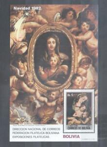 (875024) Christmas, Art, Rubens, Bolivia