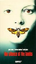 The Silence of the Lambs (VHS, 1991)