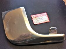 Bumper chrome trim, genuine Mitsubishi new old stock, MB182596, 70's Colt Galant