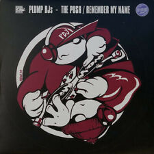 "Plump DJs - The Push / Remember My Name, 12"", (Vinyl)"