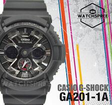 Casio G-Shock High Value Combination Series Watch GA201-1A AU FAST & FREE