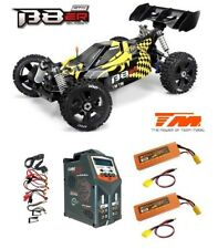 Team Magic B8ER 4WD Electric Buggy 4S BL Gelb/Schwarz RTR 1:8 -SPARSET 2-