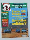 MAGAZINE - AUTO MOTO N° 130 - OCTOBRE 1993 *