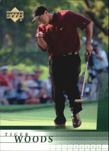 2001 Upper Deck Golf Card #s 1-200 +Rookies (A1121) - You Pick - 10+ FREE SHIP