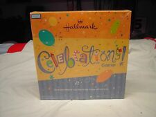 Hallmark CELEBRATION The Game Where You Share The Times Of Your Life Board Game