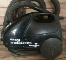 VTG Eureka 3621 The Boss Mighty Mite II Compact Canister Vacuum Cleaner-Tested