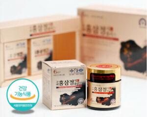 Ginseng PREMIUM - Roter Ginseng Extrakt 100 g x 3 (Familien-/Kurpackung)