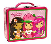 Strawberry Shortcake Kids Girls Tote Lunchbox Lunch Box Gift Bag Carry All NEW