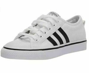 adidas Black Canvas Casual Shoes for Men for sale | eBay