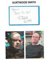 KURTWOOD SMITH - That 70's Show / RoboCop / Star Trek VI - Autograph