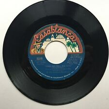 KISS - Rock And Roll All Nite/Getaway NM 1st Press