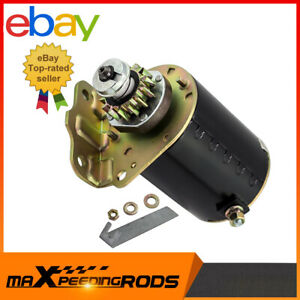 Démarreur moteurs pour Briggs & Stratton 693551 Pignon Metal 14 dents starters