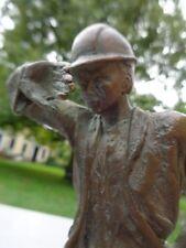 Bronzeguss, Kokereiarbeiter, 75 Jahre Deutscher Kokereiausschuss, Guss Strehle