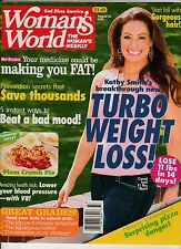 Woman's World Magazine Back Issue August 16, 2005 FREE SHIPPING