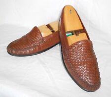 Men's Nunn Bush Tan Leather Dress Casual Fashion Loafers Size 13 D
