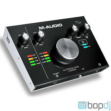 M-Audio M-Track C-Series 2x2 - 2-In / 2-Out 24/192 USB Audio Interface