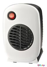 NEW Ceramic Heater Personal Portable Soleil Electric Space Heater Small - WHITE