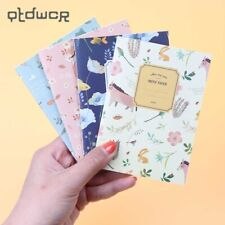 Cute Animals Notebooks Small Notepads Pocket Memo Pads Party Gift U4H6 Fill U8L4
