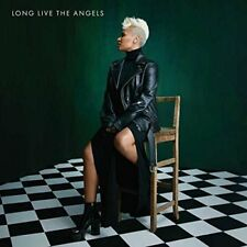 EMELI SANDE ~ LONG LIVE THE ANGELS { DELUXE EDITION ~ NEW/SEALED CD }