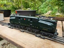 Lionel 2340 Green GG-1 twin Motor- Electr Engine Great, PostWar See pictures EXC