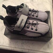 NIB Shimano Women's SH-MT40WL 2-Bolt SPD Shoes Mountain/Spin/Road Size 38