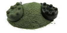 LEAD COATING POWDER - BIG PACK 1,0Kg - DARK WEED GREEN / DUNKLES  WA