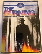 THE BURNING (Widescreen Dual Layer) Rare OOP MGM Brand New Factory Sealed DVD