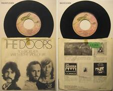 "DOORS / THE DOORS ""TIGHTROPE RIDE"" - 7"" SINGLE - ELEKTRA HOLLAND 12036"