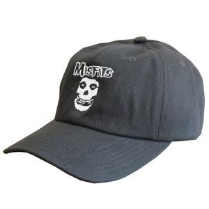 Misfits Embroidered Cap Baseball Cap Music Cap