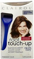 Clairol Nice 'N Easy Root Touch-Up Kit, Medium Golden Brown 5G