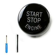 For BMW F20 F21 Car F Chassis Black Start Stop Engine Button