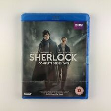 Sherlock - Series 2 - Complete (Blu-ray, 2012) *New & Sealed*