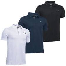 Collared Patternless Polo T-Shirts & Tops (2-16 Years) for Boys