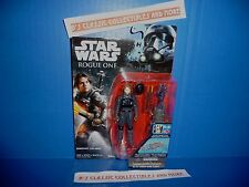 """Star Wars Rogue One Sergeant Jyn Erso Imperial Ground Crew Figure 3.75""""  Wave 3"""