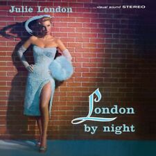 Julie London LONDON BY NIGHT 180g LIMITED EDITION New Orange Colored Vinyl LP