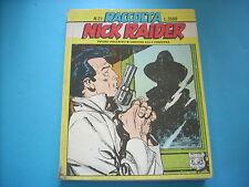 NICK RAIDER RACCOLTA N°21 SPEDIZIONE € 2,50 FINO A 10 FUMETTI