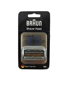 Braun 92S Series 9 Electric Shaver Replacement Foil & Cassette Cartridge Silver