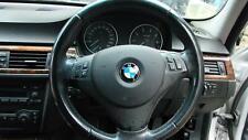 BMW 3 SERIES LEATHER STEERING WHEEL, E90, 03/05-08/08
