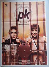 NEW BOLLYWOOD MOVIE POSTER - PK / AAMIR KHAN 27X37 INCH 2014 #3