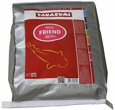 Takazumi Friend 10kg 20kg Premium Quality Koi Pond Fish Food Pellets