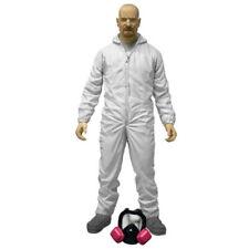 Breaking Bad Walter White 6 Inch White Hazmat Suit Heisenberg MEZCO Exclusive