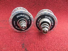Shimano Dura Ace HB-7600 36H 120mm Hub Set NJS Approved Fixed Gear (18072401)