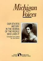 Great Lakes Books: Michigan Voices (1987, Paperback)
